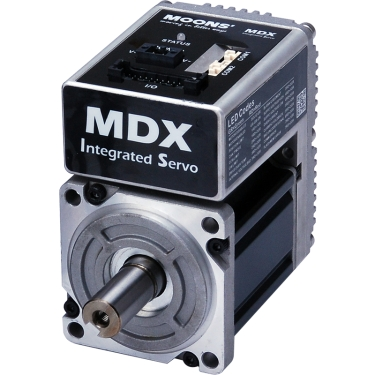 MDXK62GN3RAP20-1-MDX Series Integrated Servo Motors